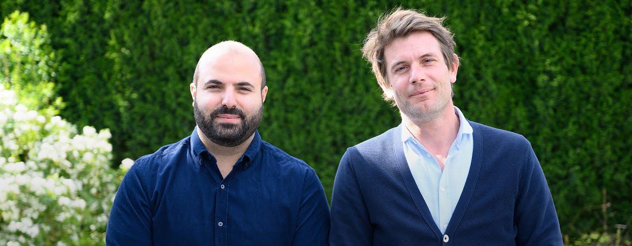 Renaud Attal et Thomas Duclos-Chanteaud, Fondateurs de Co-Recyclage