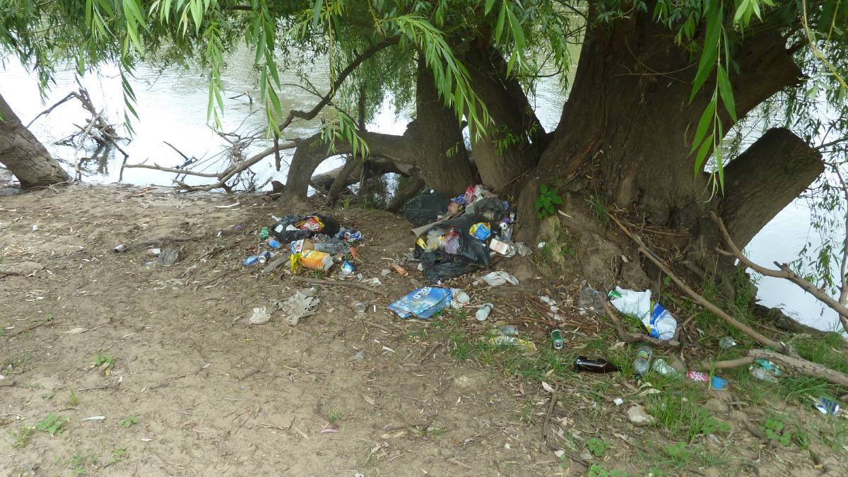 dépôt sauvage déchets