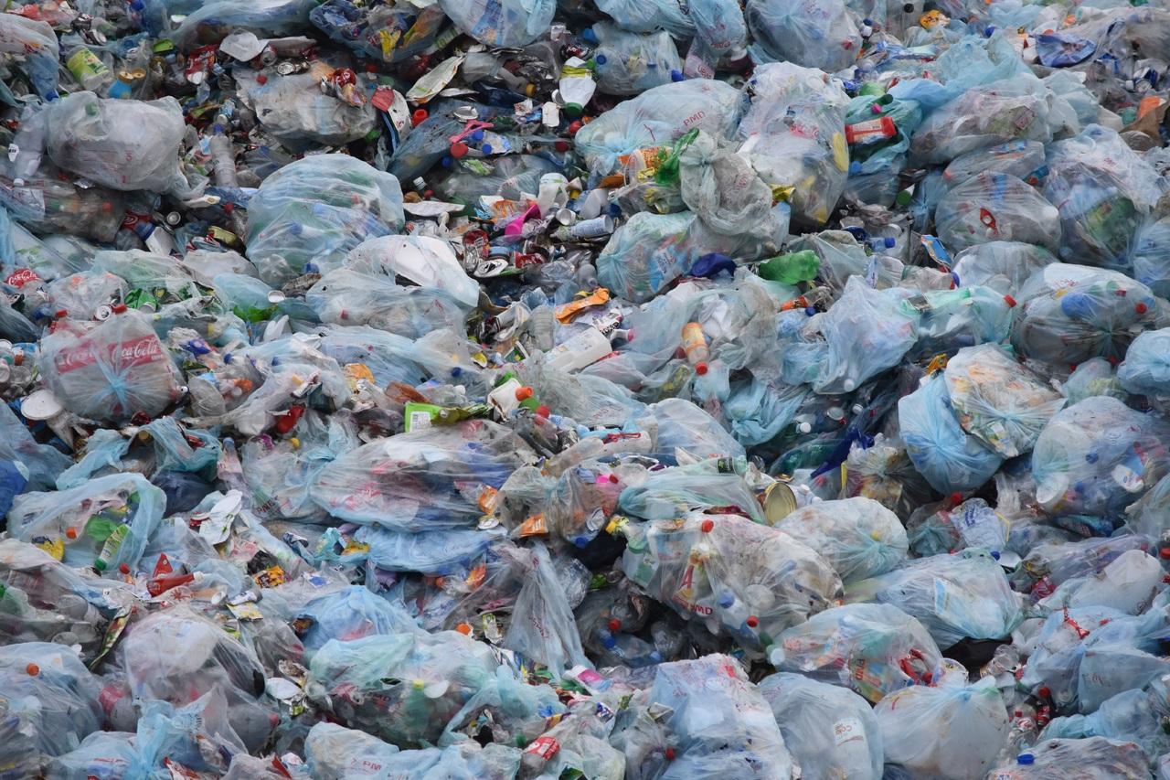 déchets plastique gaspillage