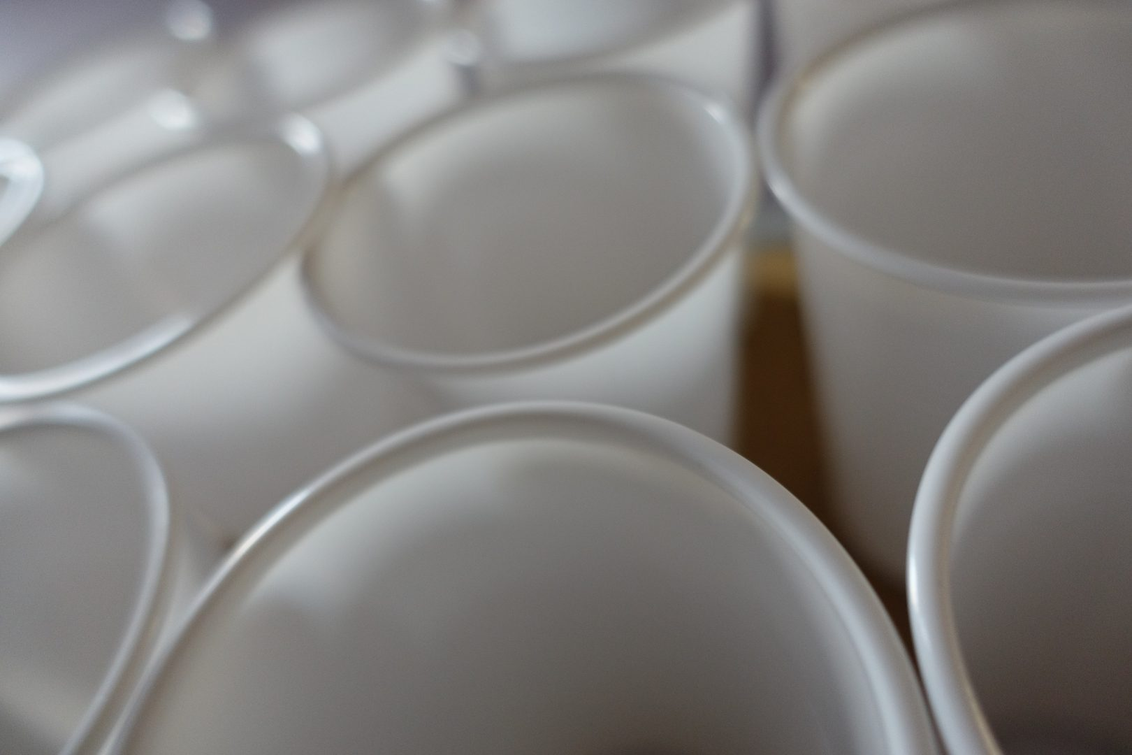 gobelets plastique