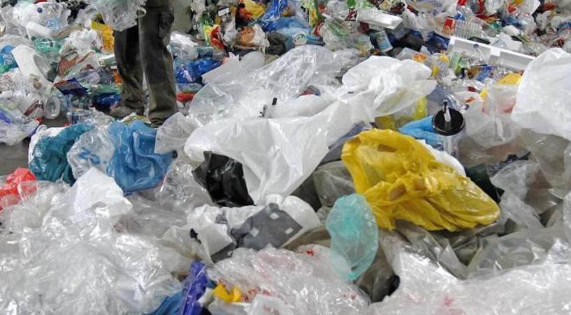 sacs en plastique à usage unique