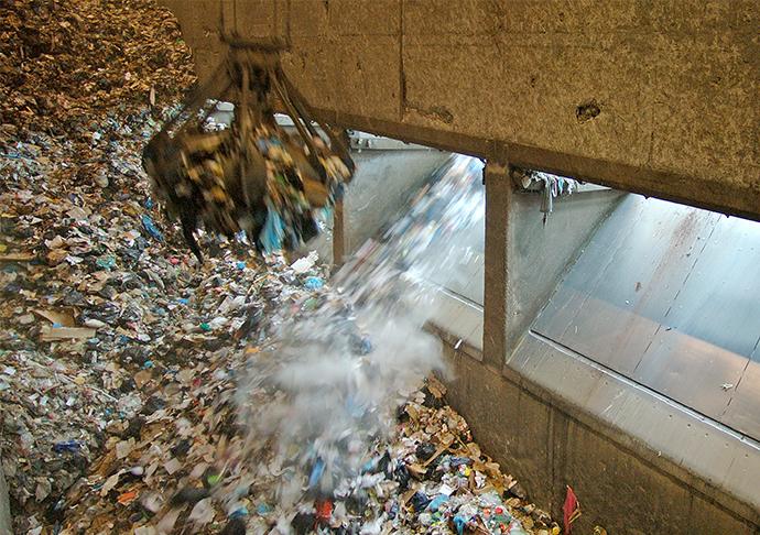 Traitement des déchets ménagers