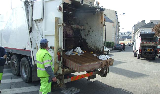 collecte des déchets Agglo Bourges Plus