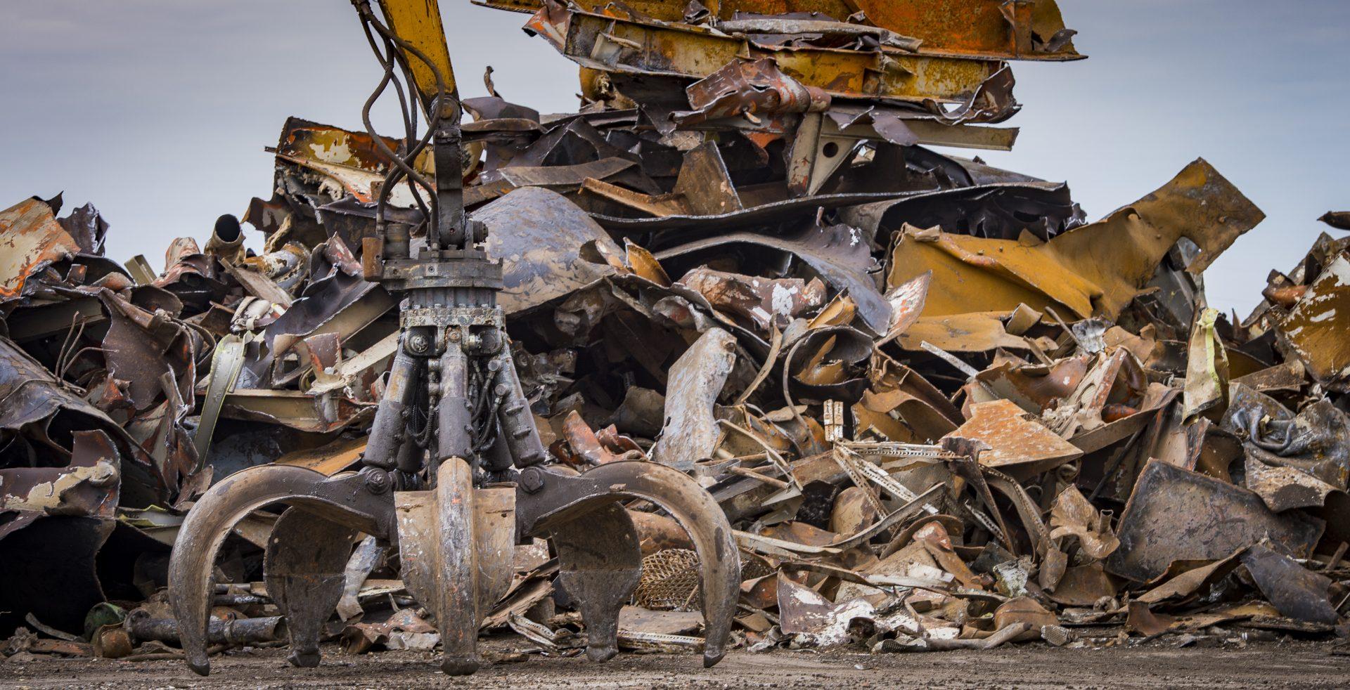 recyclage métaux ferrailles