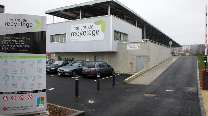 Centre de recyclage Havre Sud