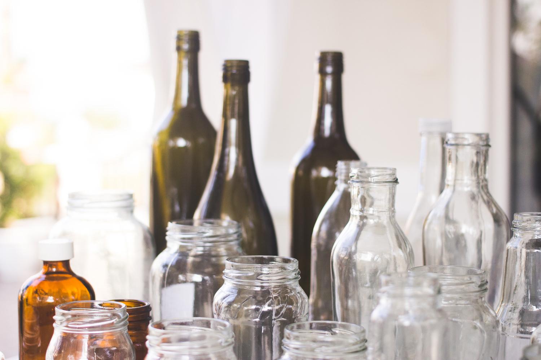 emballages en verre