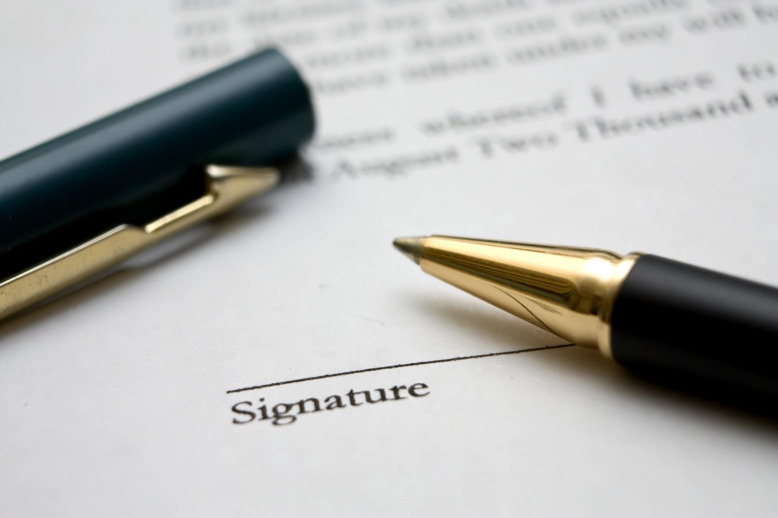 signature accord