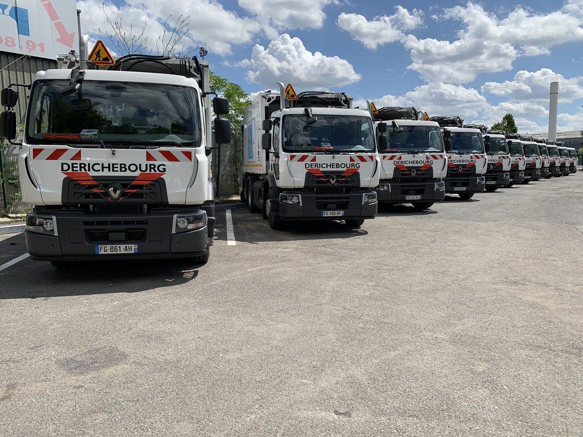 camions Derichebourg