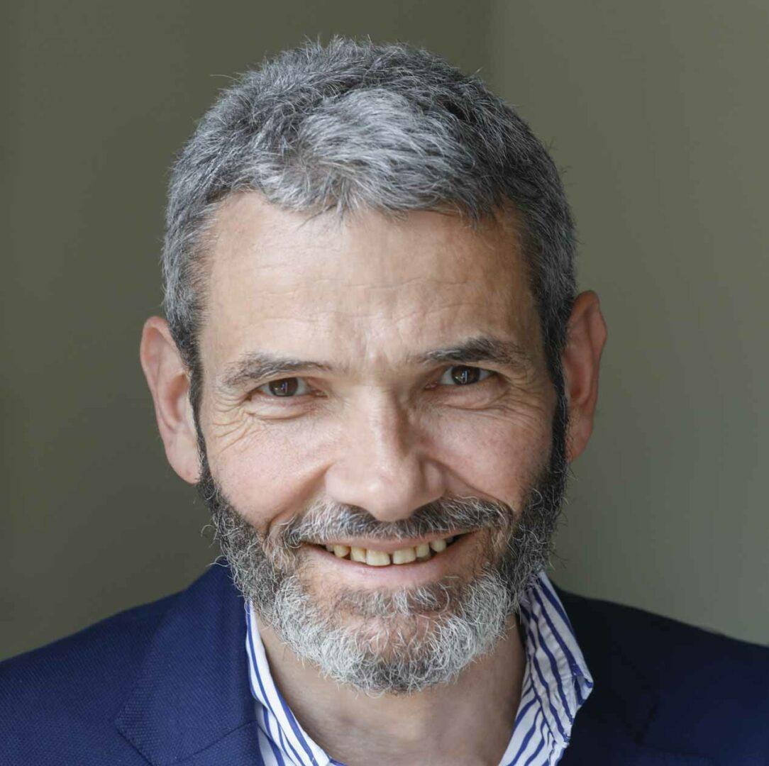 Jean-François Vigier, président du SIOM