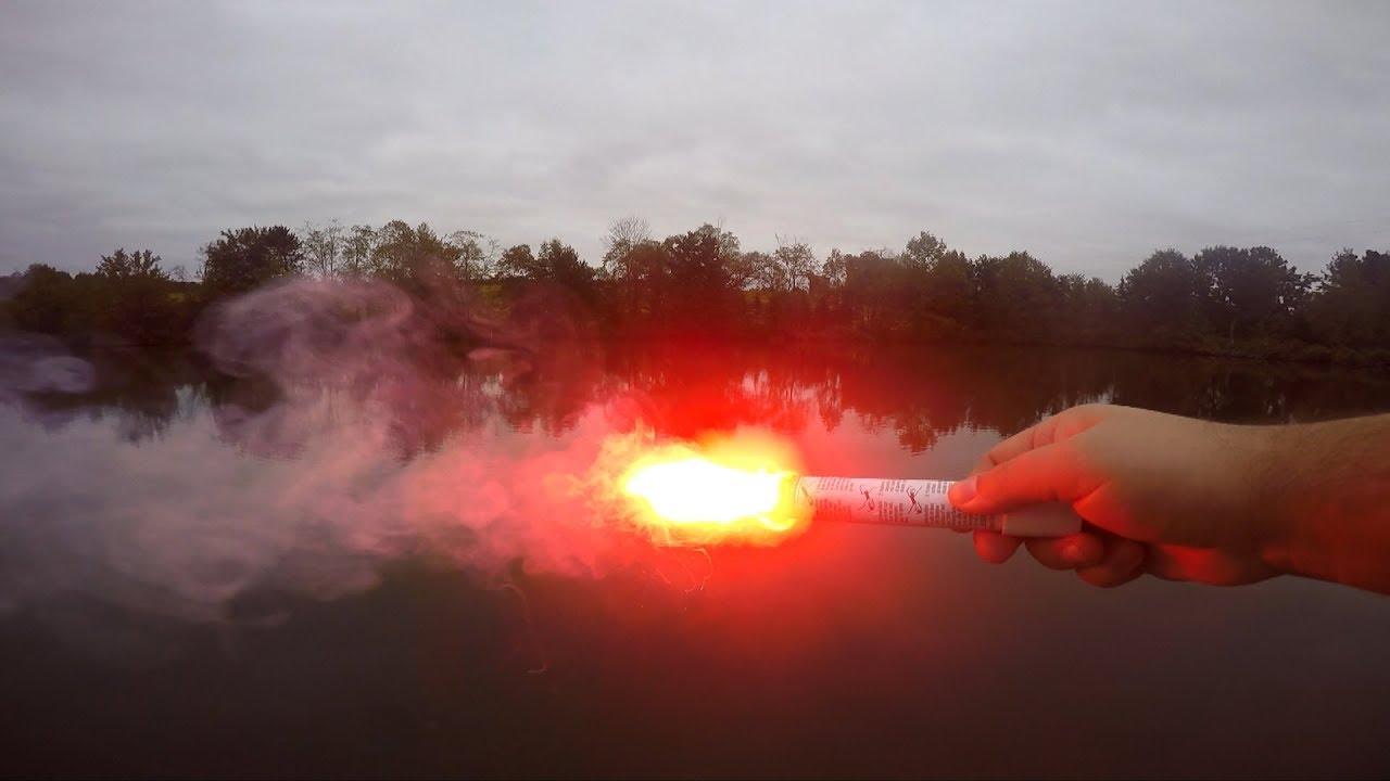 feu de détresse bateau