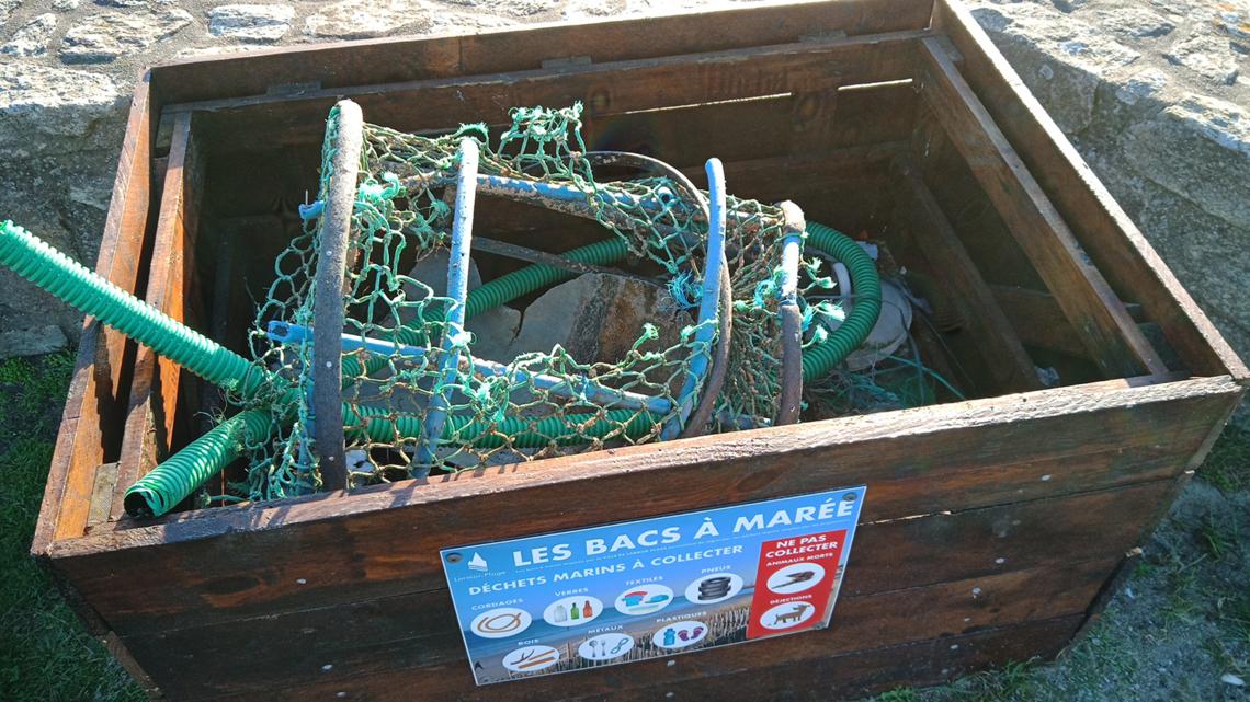 Fish & Click : pour collecter les infos sur les déchets