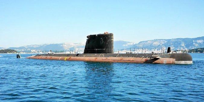 Les anciens sous-marins Diesel sont à déconstruire