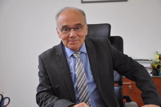 Bernard Sprotti, président de Semardel